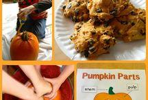 autumn toddler unit
