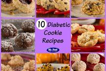 Diabetes kager