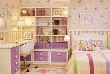 Rachel's bedroom