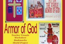 CM Armour of God