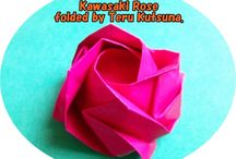川崎敏和「博士の折り紙夢BOOK」を愉しむ会|Origami Works by Dr. Kawasaki. / 英語で川崎敏和作品を楽しむ折り紙教室。 毎月第2土曜日10:00-11:00@日本折り紙協会2階講習室。(goo.gl/BTemyZ) Origami class on every 2nd Saturday each month at a room of Nippon Origami Association. I will instruct fantastic Origami with using a book of Dr. Kawasaki, which I love.