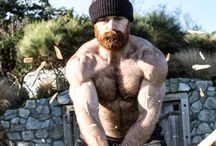 Canadian lumberjack / the most cool guy from Canada is a Canadian Lumberjack
