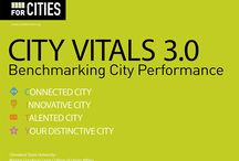 CEOs for Cities City Vitals / Connected, Innovative, Talented, Yours.  What makes your C.I.T.Y. unique?  Our city vitals help us define our cities through the lens of these core vitals.  How do you connect your citizens, inspire innovation, attract talent, or create your distinctive reputation?  This is the place to start asking those questions.