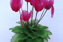 flores con media