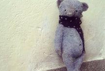 Granny's Teddy Bears