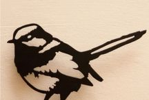 CRAFT - Metal Wall Art - Birds