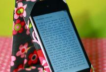 tablet cover DIY
