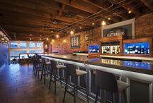 Industrial Wine Bar