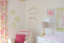 Baby Girl Nursery / by Laura Berkeley {at} Patina & Paper