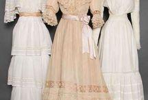 1900-1905 fashion