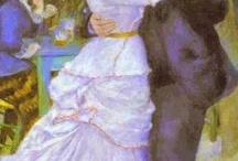Art -- my fav is Renoir / by Laura Powell