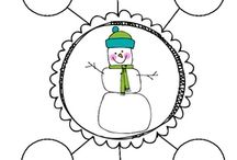 Kids Activities: WINTER & CHRISTMAS