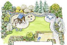 Landscape plans - garden