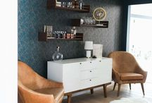 Lounge + Parlor Ideas