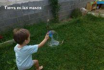 receta burbujas jabon