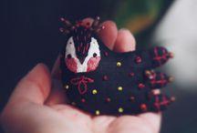 little puppets