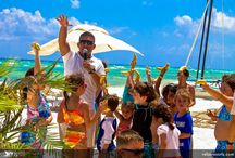 Let's play! / Let's play, with fun activities for everyone at #GVRivieraMaya / by Grand Velas Riviera Maya