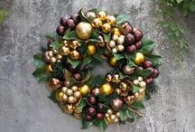 Holiday Silk Arrangements / Original Designs by Roger's Gardens brings you holiday décor that will last a lifetime.