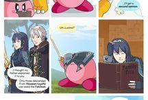 Kirby right at ya!