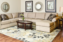 Rugs / Art for your floor! Adding a rug to your home can change the mood of your home.