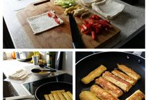 My Food / Food creations
