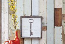 Keys / by Kimberly Henry