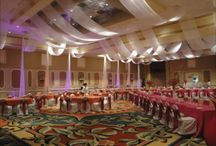 Ceiling Decor / Decorate the ceiling at your wedding or special event!