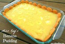 Pudding-Homemade