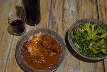 Celebrating St Andrew's Day / Dinner Celebrations for St Andrew's