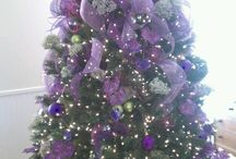 Purple dream christmas