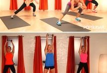 Ain't yo momma's workout / by Brittany Jolley