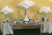 Backdrops and table settings / Ideas for any party