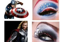 Cosplay for Marvel: Make-Up