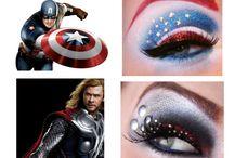 Avengers Look