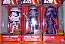 Ma collection de figurines Star Wars