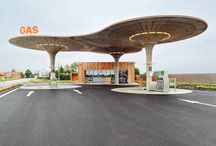 Arch. | Petrol Stations