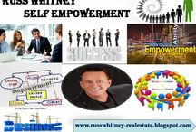 Russ Whitney Self Empowerment