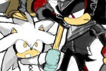 Shadow the Edgy Hedgy
