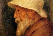 Self-Portraits / When painters represent themselves. Όταν οι καλλιτέχνες αυτοπροσωπογραφούνται.