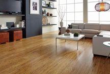 Kitchen flooring / Modern and durable