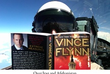 Vince Flynn - Where Are You Reading? / #1 New York Times bestselling author Vince Flynn has written 13 exhilarating political thrillers, with his next pulse-pounding tale to be published in the Fall of 2012 (The Last Man). 
