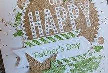 -It's All About Happy Father's Day cards-