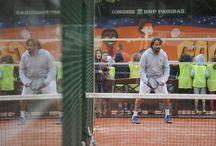 Ambiance / Parce que Roland-Garros, c'est aussi un esprit... Retour sur l'ambiance de la Porte d'Auteuil.