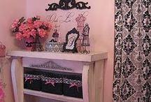 Craft Room ideas / by Becky Herrick