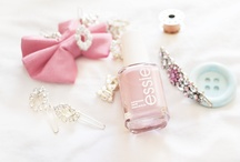 nail polish stuff / by Irena Bee