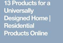 Universal Design - UDCP