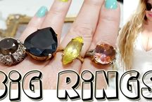 Big rings collection