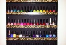 storage nail polish