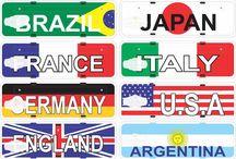 Idéias para Copa do Mundo Brasil 2014