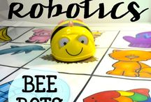 Bee Bots and Coding